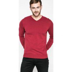 Medicine - Sweter Lord and Master. Czerwone swetry przez głowę męskie MEDICINE, z bawełny, z okrągłym kołnierzem. W wyprzedaży za 59.90 zł.