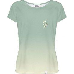 Colour Pleasure Koszulka damska CP-034 258 miętowa r. XL/XXL. T-shirty damskie Colour Pleasure. Za 70.35 zł.
