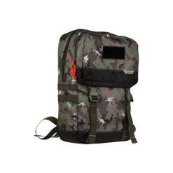 Plecak 20 l X-ACCESS CAMO ISLAND. Zielone plecaki damskie SOLOGNAC, z materiału. Za 49.99 zł.