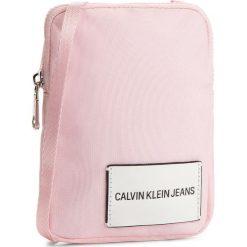 Saszetka CALVIN KLEIN JEANS - Sport Essential Phon K40K400683 632. Czerwone saszetki męskie Calvin Klein Jeans, z jeansu, młodzieżowe. Za 179.00 zł.