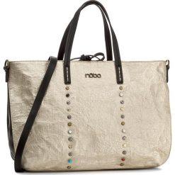 Torebka NOBO - NBAG-D3340-C023  Złoty. Żółte torebki do ręki damskie Nobo, ze skóry ekologicznej. W wyprzedaży za 149.00 zł.