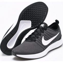 Nike Sportswear - Buty Nike Dualtone Racer. Szare buty sportowe męskie Nike Sportswear, z materiału. Za 379.90 zł.
