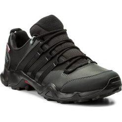 Buty adidas - Terrex Ax2r Beta Cw S80741 Cblack/Cblack/Visgre. Czarne trekkingi męskie Adidas, z lycry. W wyprzedaży za 299.00 zł.
