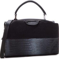 Torebka MONNARI - BAG2610-020 Black. Czarne torebki do ręki damskie Monnari, ze skóry ekologicznej. W wyprzedaży za 199.00 zł.