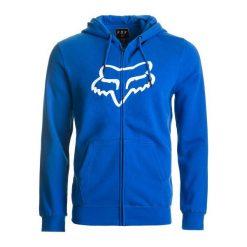 FOX Bluza Męska Legacy Foxhead Zip L Niebieski. Niebieskie bluzy męskie FOX. Za 305.00 zł.