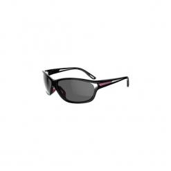 Okulary przeciwsłoneczne do biegania RUNNING 500W kategoria 3. Czarne okulary przeciwsłoneczne damskie KALENJI. Za 49.99 zł.