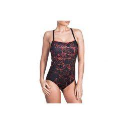 Strój pływacki jednoczęściowy Jade Stel damski. Czarne kostiumy jednoczęściowe damskie NABAIJI. Za 79.99 zł.