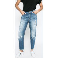 Answear - Jeansy Blossom Mood. Niebieskie jeansy damskie ANSWEAR. W wyprzedaży za 79.90 zł.
