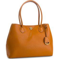 Torebka LAUREN RALPH LAUREN - Millbrook 431706107002 Brown. Brązowe torby na ramię damskie Lauren Ralph Lauren. W wyprzedaży za 919.00 zł.
