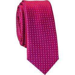 Krawat KWTS001742. Czerwone krawaty i muchy Giacomo Conti, z mikrofibry, klasyczne. Za 69.00 zł.