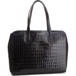 Torebka COCCINELLE - DQ2 Lulin Special E1 DQ2 11 01 01  Noir 001. Czarne torebki do ręki damskie Coccinelle, ze skóry. Za 1,599.90 zł.