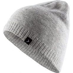 Czapka damska CAD600 - chłodny jasny szary melanż - Outhorn. Szare czapki i kapelusze damskie Outhorn. Za 19.99 zł.