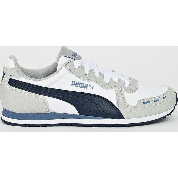 88fe26e4d919d Puma - Buty Cabana Racer dziecięce - Buty sportowe chłopięce marki Puma