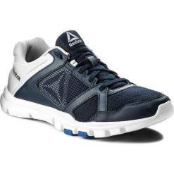 Buty Reebok - Yourflex Train 10 Mt BS9999 Navy/Cloud Grey/Blue/Wht. Niebieskie buty sportowe męskie Reebok, z materiału. W wyprzedaży za 179.00 zł.