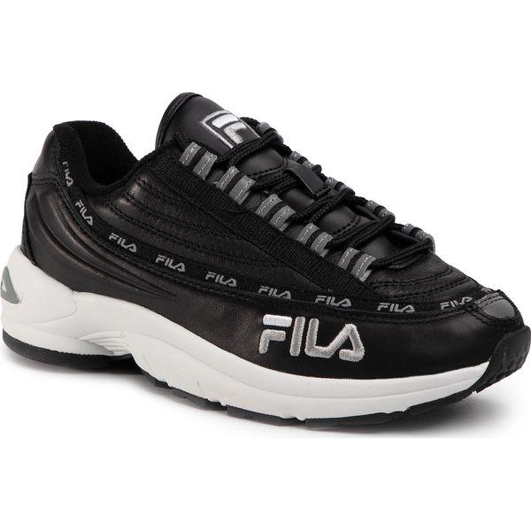Sneakersy FILA Dstr97 L Wmn 1010596.25Y Black