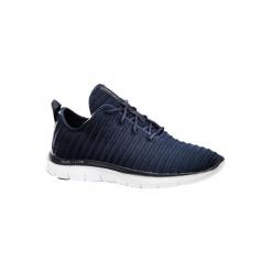 Buty damskie do szybkiego marszu Flex Appeal w kolorze niebieskim. Obuwie sportowe damskie marki Nike. W wyprzedaży za 179.99 zł.