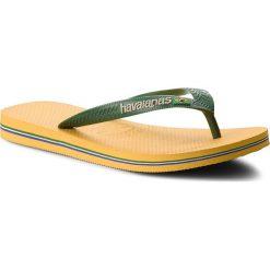 Japonki HAVAIANAS - Brasil Logo 41108501652 Banana Yellow. Klapki damskie marki Birkenstock. W wyprzedaży za 89.00 zł.