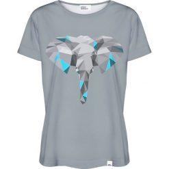 Colour Pleasure Koszulka damska CP-030 209 szara r. M/L. T-shirty damskie Colour Pleasure. Za 70.35 zł.