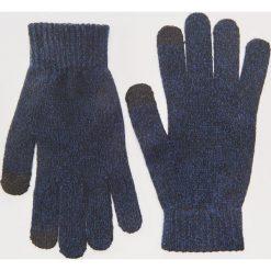 Rękawiczki - Granatowy. Niebieskie rękawiczki męskie House. Za 19.99 zł.