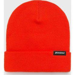 Dickies - Czapka. Czerwone czapki i kapelusze męskie Dickies. W wyprzedaży za 49.90 zł.