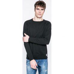 Only & Sons - Sweter. Czarne swetry przez głowę męskie Only & Sons, z bawełny, z okrągłym kołnierzem. W wyprzedaży za 89.90 zł.