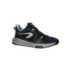 Buty RUN CONFORT GRIP. Zielone buty sportowe męskie KALENJI. W wyprzedaży za 149.99 zł.