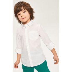 Elegancka koszula - Biały. Koszule dla chłopców marki bonprix. Za 59.99 zł.