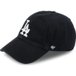 Czapka z daszkiem 47 BRAND - Los Angeles Dodgers B-RGW12GWS-BKD Czarny. Czarne czapki i kapelusze męskie 47 Brand. Za 99.00 zł.