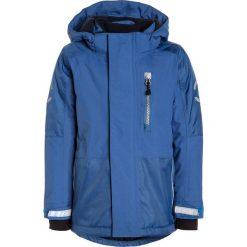 Mikkline OXFORD Kurtka zimowa delft blue. Kurtki i płaszcze dla dziewczynek mikk-line, na zimę, z materiału. W wyprzedaży za 458.10 zł.