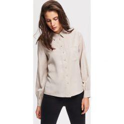 Koszula z lyocellu - Kremowy. Koszule damskie marki SOLOGNAC. Za 99.99 zł.