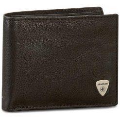 Duży Portfel Męski STRELLSON - Harrison 4010001045 Black 900. Czarne portfele męskie Strellson, ze skóry. W wyprzedaży za 159.00 zł.