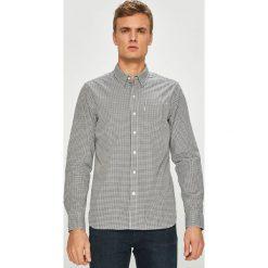 Levi's - Koszula. Brązowe koszule męskie Levi's, w kratkę, z bawełny, z klasycznym kołnierzykiem, z długim rękawem. Za 219.90 zł.
