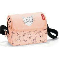 Torba dziecięca Everydaybag Cats and Dogs brzoskwiniowy. Pomarańczowe torby i plecaki dziecięce Reisenthel. Za 99.00 zł.