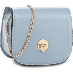 Torebka JENNY FAIRY - RH0672  Niebieski. Niebieskie torebki do ręki damskie Jenny Fairy, ze skóry ekologicznej. Za 59.99 zł.