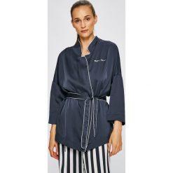 Emporio Armani - Bluzka piżamowa. Koszule nocne damskie marki bonprix. W wyprzedaży za 329.90 zł.