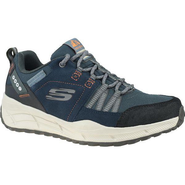 SKECHERS 52812 Granatowy Niebieskie buty sportowe męskie