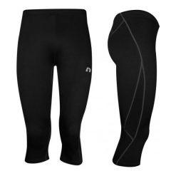Newline  Spodnie 3/4 unisex czarne r. S (14409-S). Spodnie sportowe męskie Newline. Za 169.90 zł.