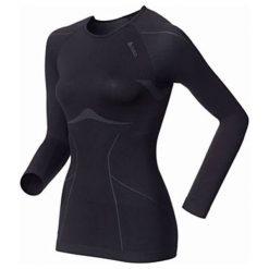Odlo Koszulka Odlo Shirt l/s crew neck EVOLUTION LIGHT - 181001 - 181001XS. Bluzki damskie Odlo. Za 75.80 zł.