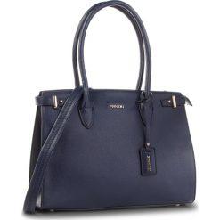 Torebka PUCCINI - BT28601 Granatowy 7A. Niebieskie torebki do ręki damskie Puccini, ze skóry ekologicznej. W wyprzedaży za 209.00 zł.