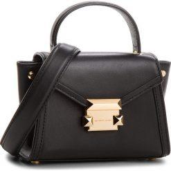 Torebka MICHAEL MICHAEL KORS - Whitney 30T8GXIM1L Black. Czarne torebki do ręki damskie MICHAEL Michael Kors, ze skóry. W wyprzedaży za 759.00 zł.