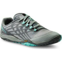 Buty MERRELL - Trail Glove 4 J09662 High Rise. Szare obuwie sportowe damskie Merrell, z materiału. W wyprzedaży za 269.00 zł.