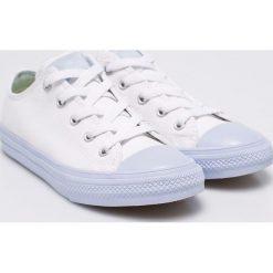 Converse - Tenisówki dziecięce Chuck Taylor All Star II. Trampki i tenisówki dziewczęce Converse, z gumy. W wyprzedaży za 149.90 zł.