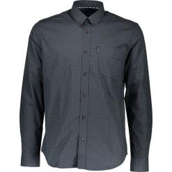 """Koszula """"Dogtooth"""" - Regular fit - w kolorze oliwkowo-szarym. Brązowe koszule męskie Ben Sherman, z bawełny, button down. W wyprzedaży za 130.95 zł."""