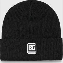 DC - Czapka. Czarne czapki i kapelusze męskie DC. W wyprzedaży za 89.90 zł.