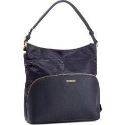 Torebka MONNARI - BAG7710-013 Navy. Niebieskie torebki do ręki damskie Monnari, ze skóry ekologicznej. W wyprzedaży za 149.00 zł.