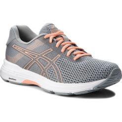 Buty ASICS - Gel-Phoenix 9 T872N Stone Grey/Mojave 020. Szare obuwie sportowe damskie Asics, z gumy. W wyprzedaży za 289.00 zł.