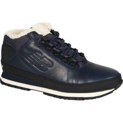 New Balance - Buty H754LFN. Czarne buty sportowe męskie New Balance, z materiału. Za 399.90 zł.