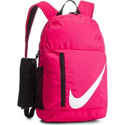 Plecak NIKE - BA5405 622. Czerwone plecaki damskie Nike, z materiału, sportowe. Za 99.00 zł.