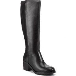 Kozaki CAPRICE - 9-25529-29 Black Nappa 022. Czarne kozaki damskie Caprice, ze skóry. W wyprzedaży za 419.00 zł.