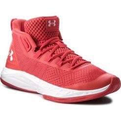 Buty UNDER ARMOUR - Ua Jet Mid 3020623-600 Red. Czerwone buty sportowe męskie Under Armour, z materiału. W wyprzedaży za 249.00 zł.